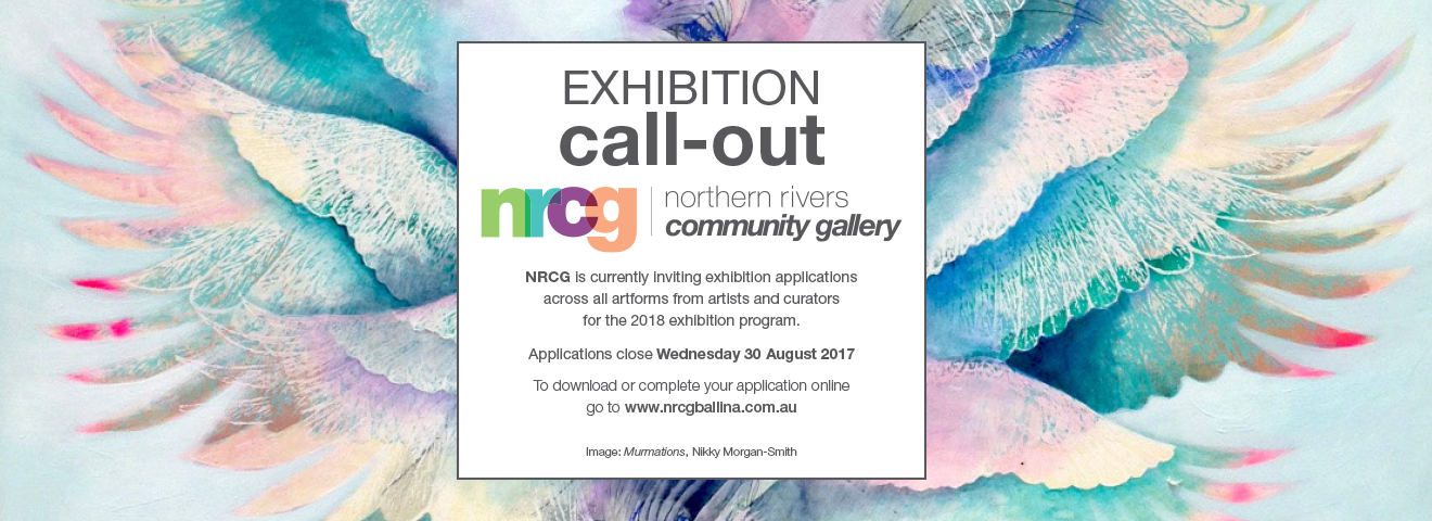 Exhibition Call-Out 2018