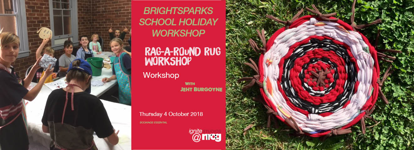 NRCG Brightsparks RoundRugWorkshop Feature