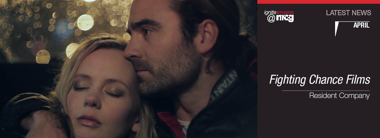 Dustin Clare & Camille Keenan from the film SUNDAY, photo: Jim Lounsbury