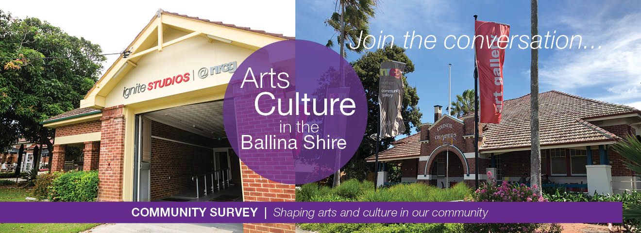 The Northern Rivers Community Gallery Survey